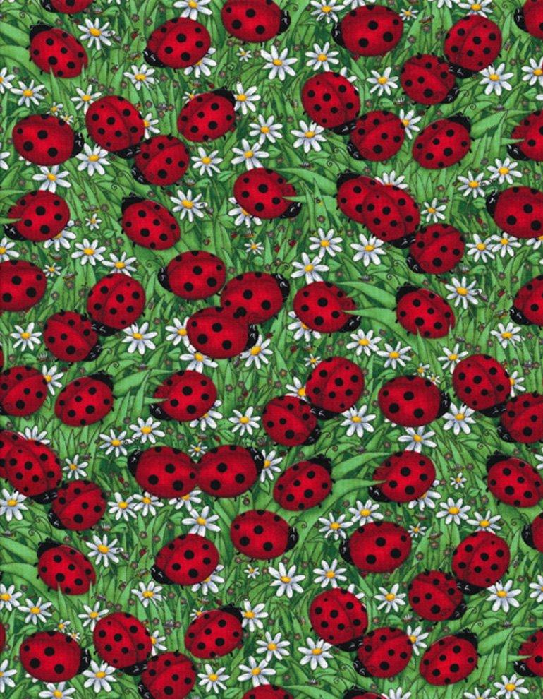 Ladybugs C1175 Green