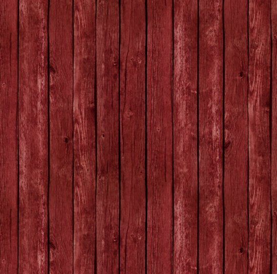 *EOB* Landscape Medley 357 Red Wood (.81 yd)