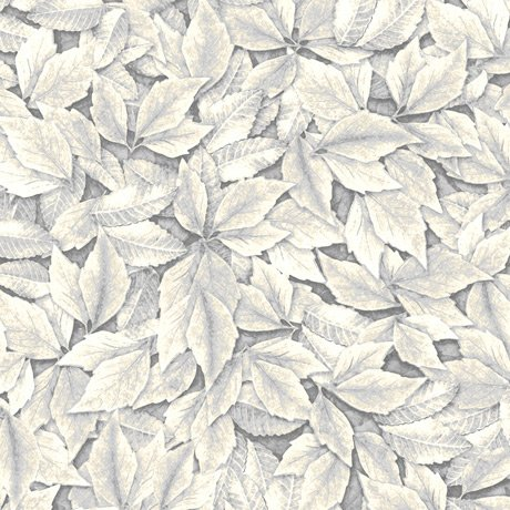 Leaves 27848-K Gray