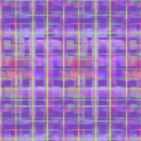 Leela Plaid 27760-V Purple