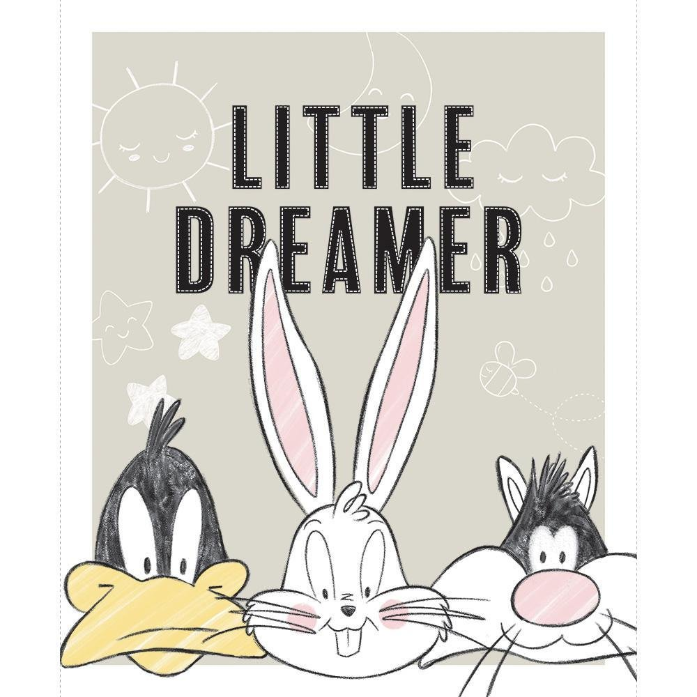 Looney Tunes 23600128 Little Dreamer Panel
