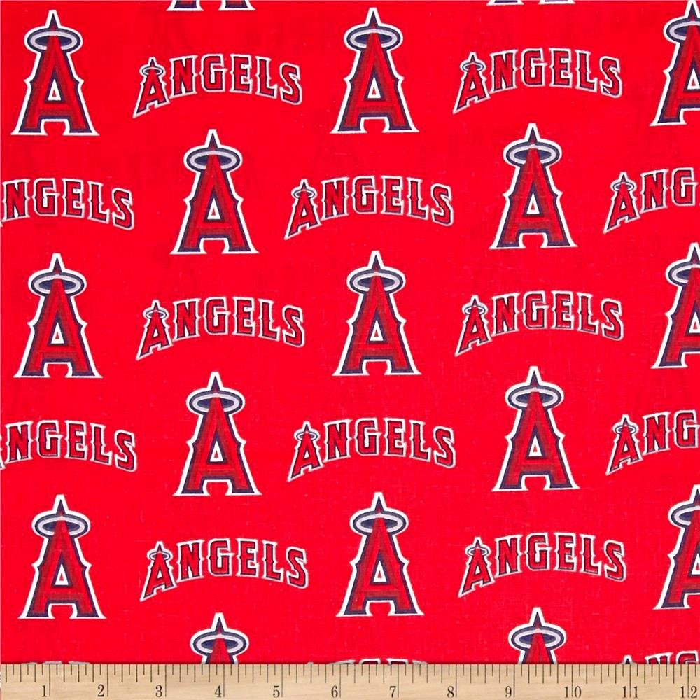 MLB Los Angeles Angels Of Anaheim 6629B Red