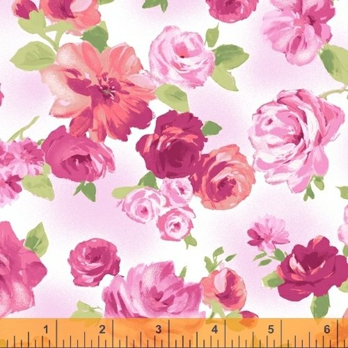 Love Pink 52026-1 Roses