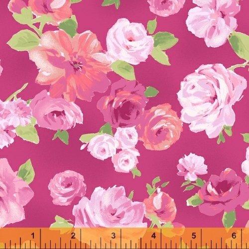 Love Pink 52026-2 Roses