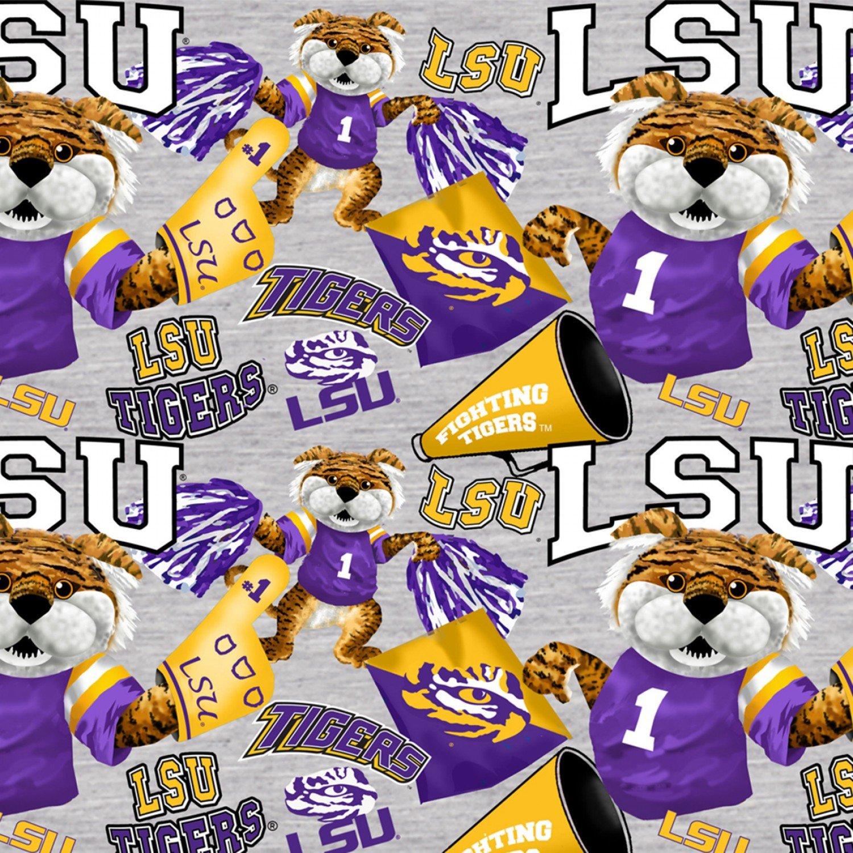 NCAA Louisiana State Tigers 1164 Grey