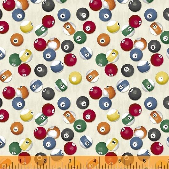 Man Cave 52412-4 Billiard Balls