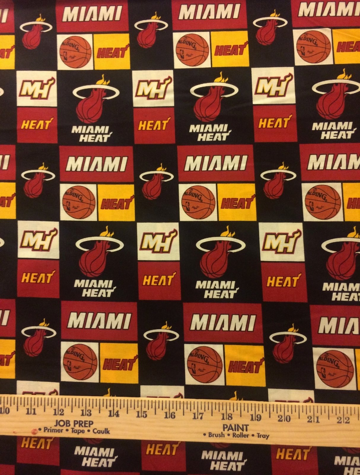 NBA Miami Heat 083 Black/Red