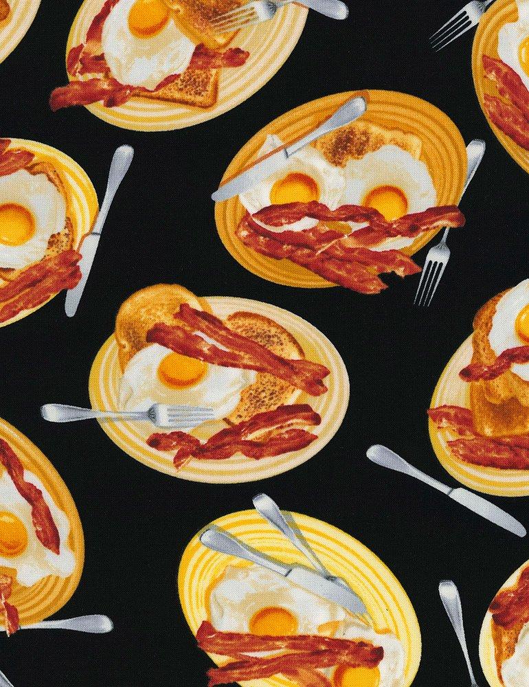 Bacon, Eggs, & Toast C6997