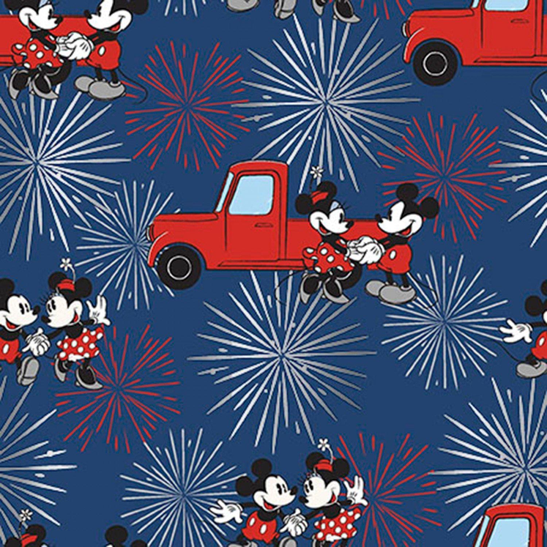 Mickey & Minnie 69981 Fireworks