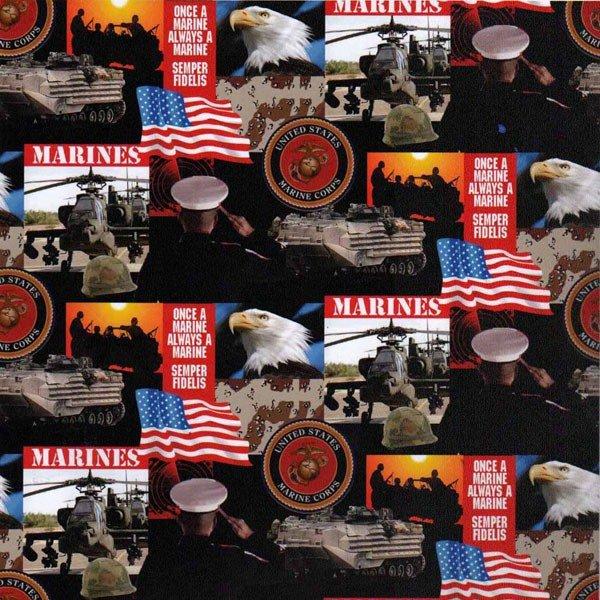 Military 021M Marines