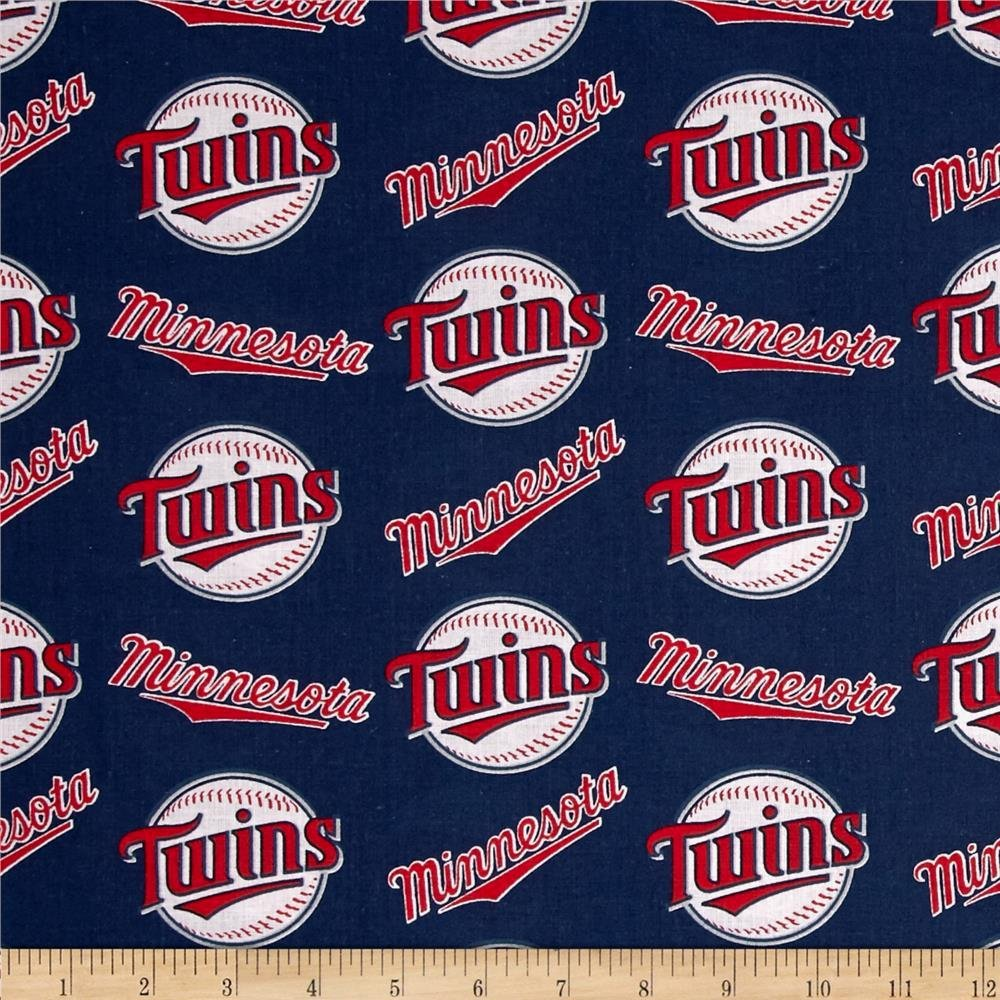 MLB Minnesota Twins 6644B Navy