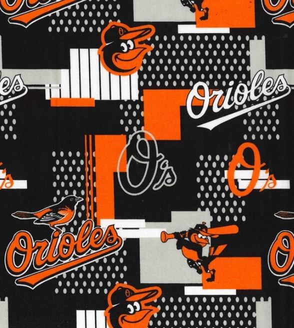 MLB Logo Baltimore Orioles 14594 Patch 60