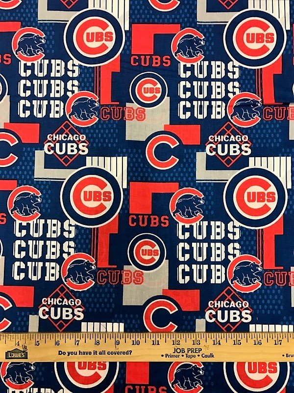 MLB Chicago Cubs 14544B Patch
