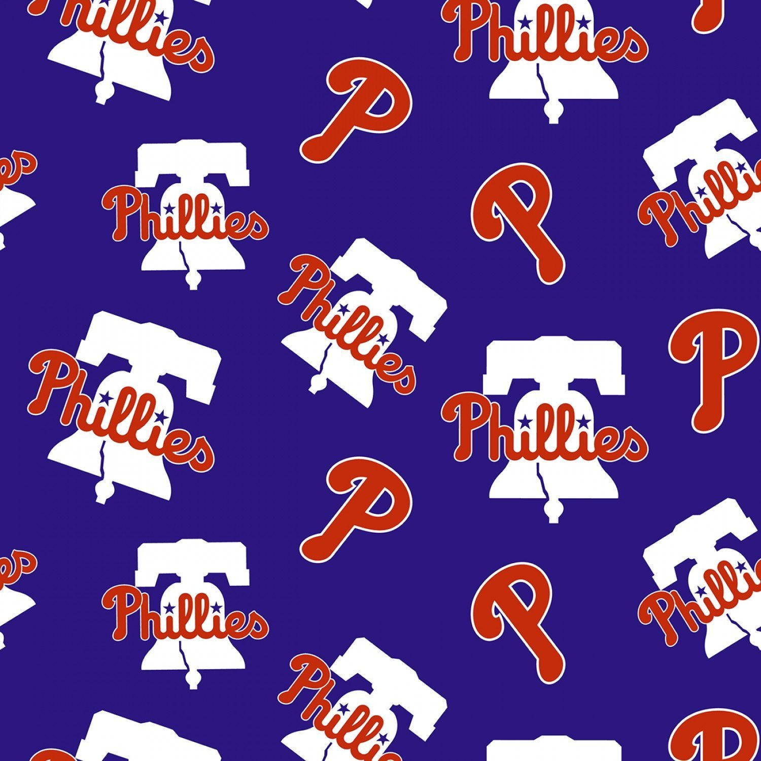 MLB Philadelphia Phillies 60271 Blue