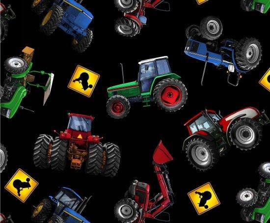 Tractors 234 Black