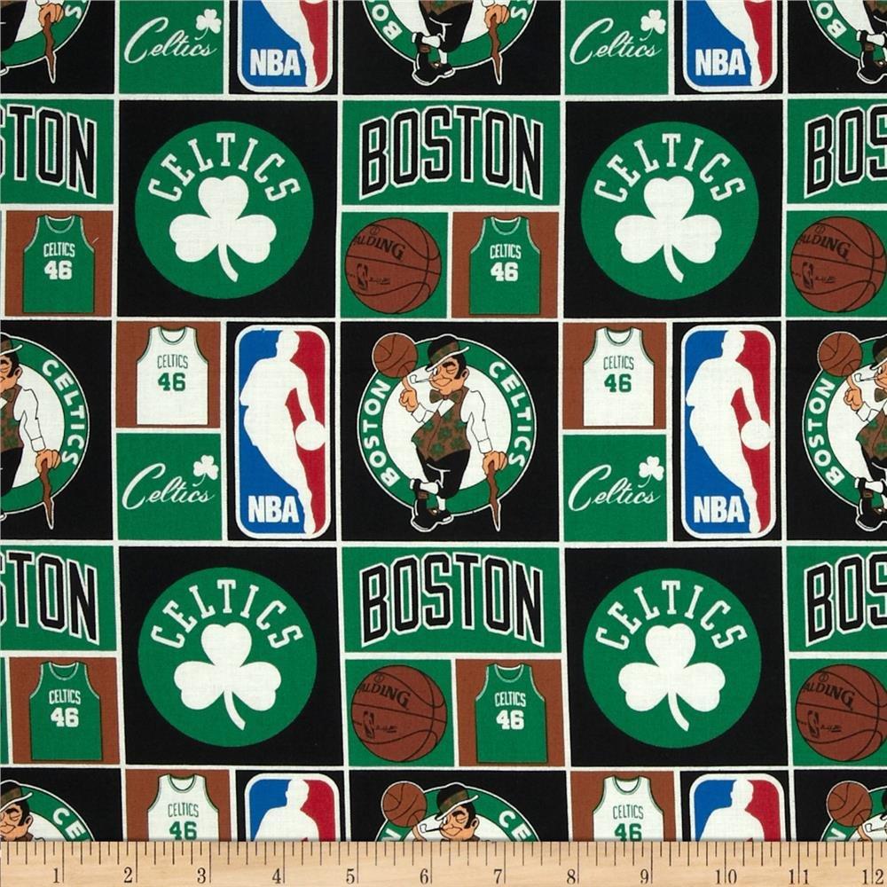 NBA Boston Celtics 83BOS Blocks