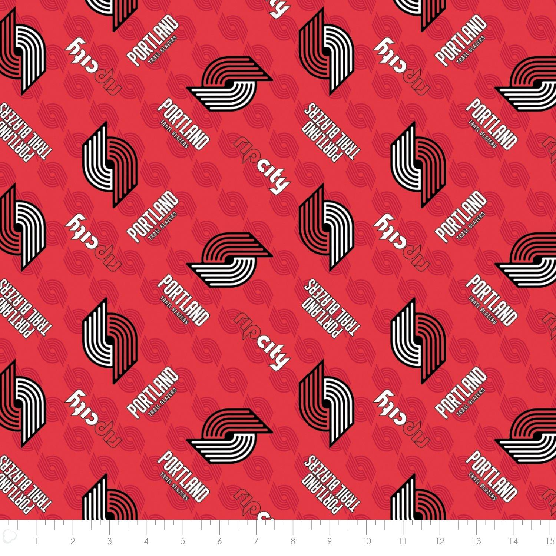 NBA Portland Trail Blazers POR-002 Red