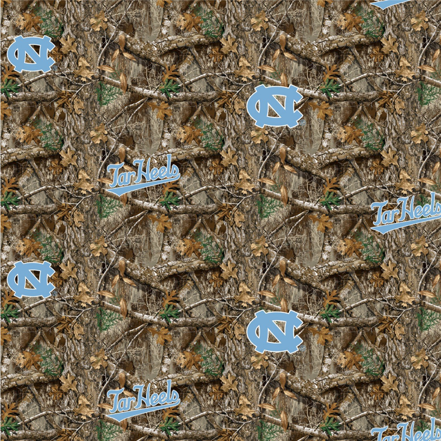 NCAA North Carolina Tarheels 1163 Realtree