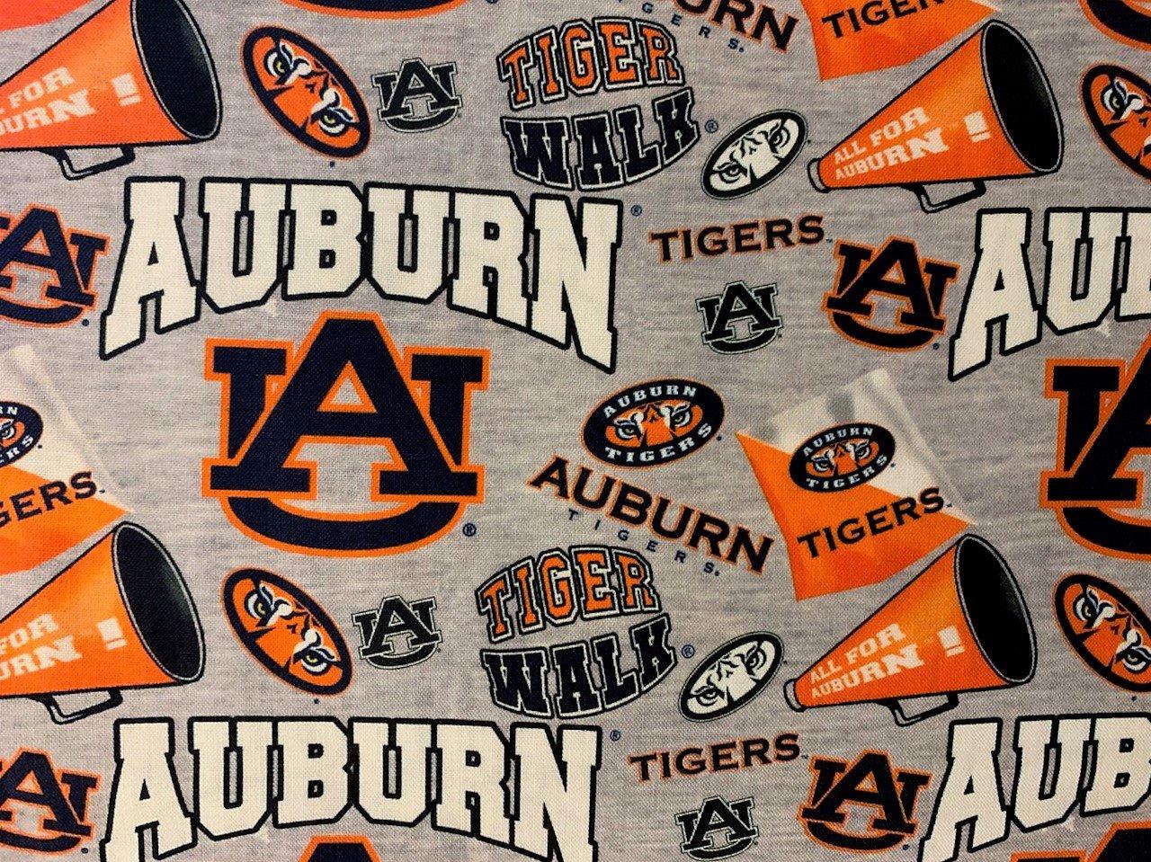 NCAA Auburn Tigers 1164 Grey