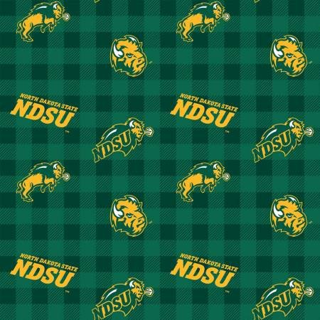 NCAA North Dakota State 1207 Bisons