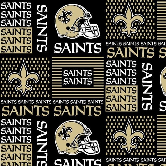 NFL New Orleans Saints 6436 Block