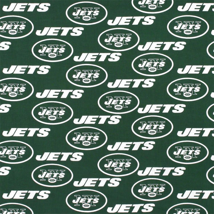 NFL New York Jets 6455 Green