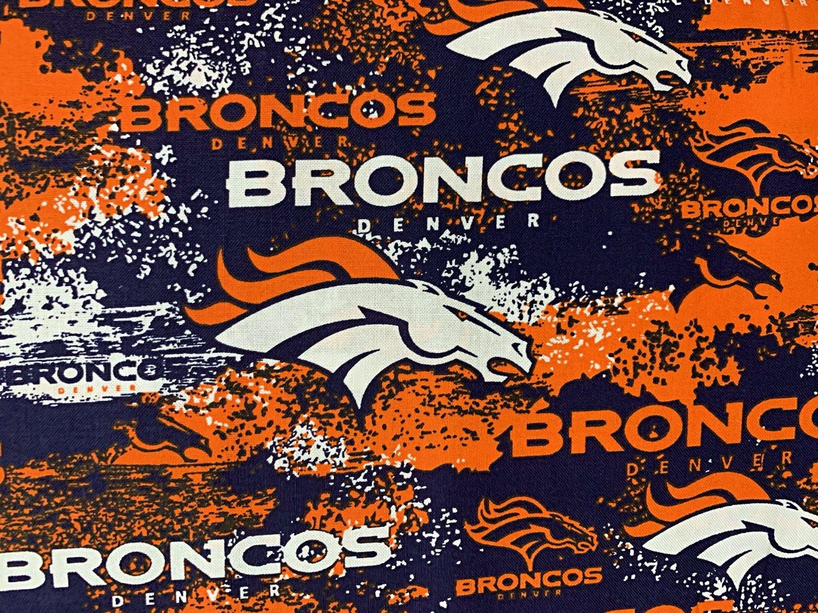 NFL Denver Broncos 70105 Distressed 45