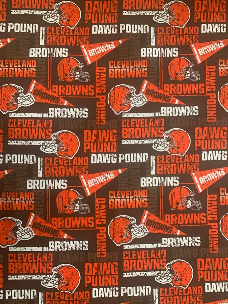 NFL Logo Cleveland Browns 70252 Pennants 45