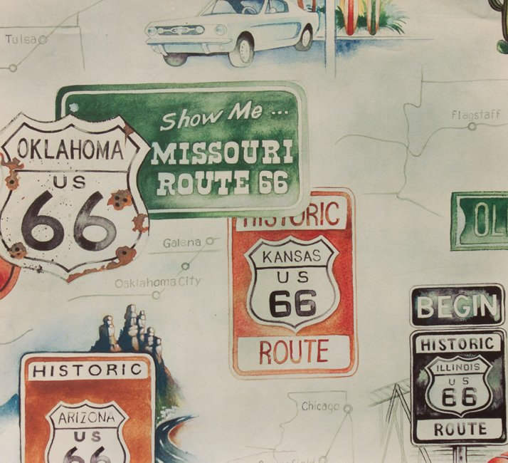 Route 66 8436-B Travel