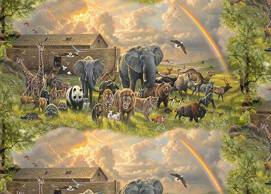 Noah's Ark 9602 Scenic
