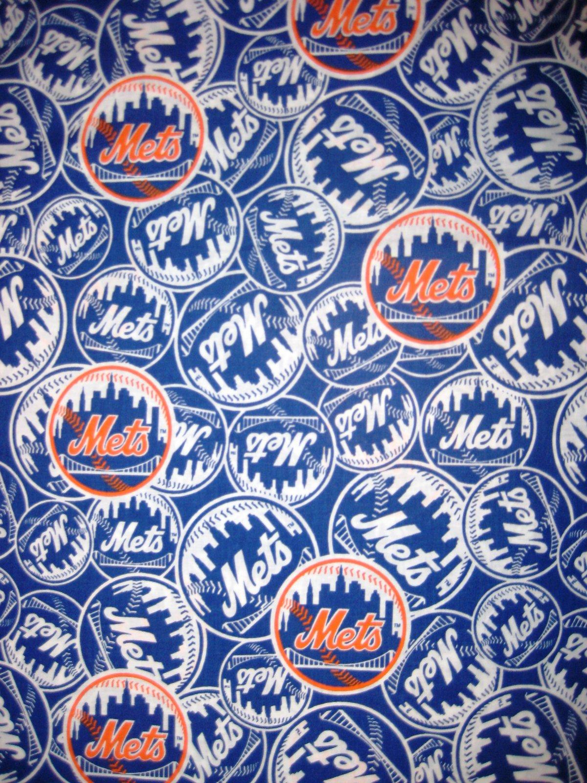 MLB New York Mets 6666B Circles