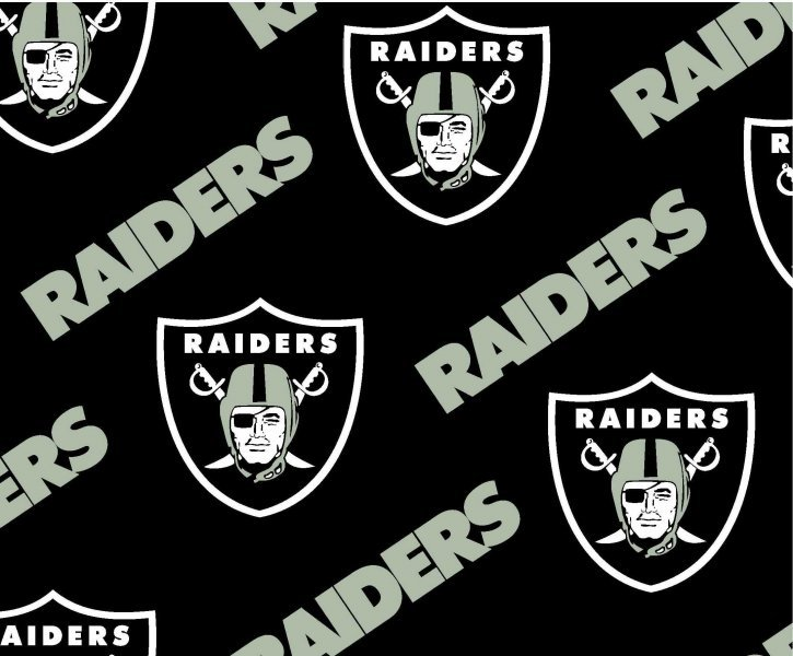 NFL Las Vegas Raiders 3513 Black