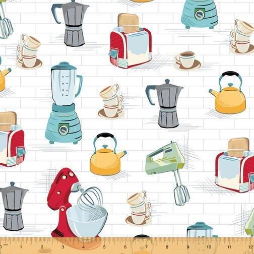 Kitchen Gadgets 51795D-X White