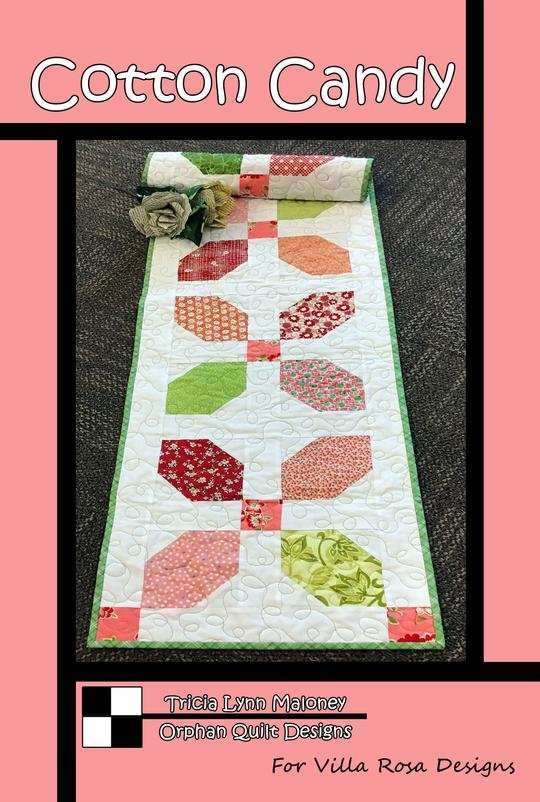 Cotton Candy Quilt Pattern #3782