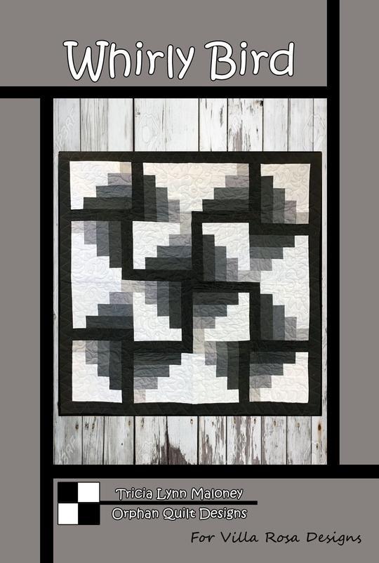 Whirly Bird Quilt Pattern #3782