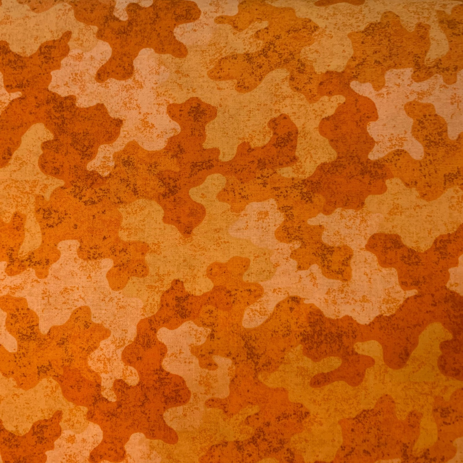 Fashion Camo Orange 8384