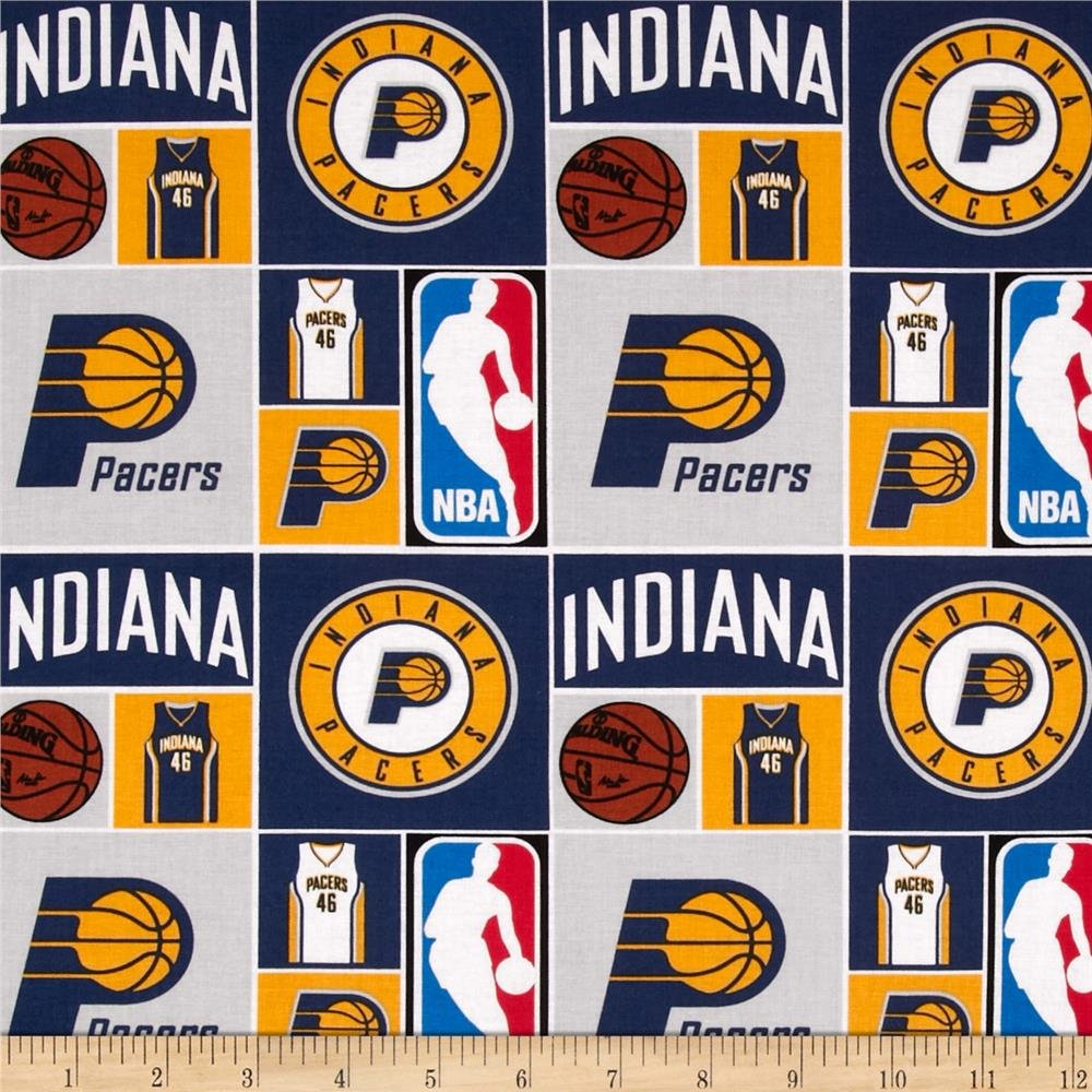 NBA Indiana Pacers 083 Blue/Gold