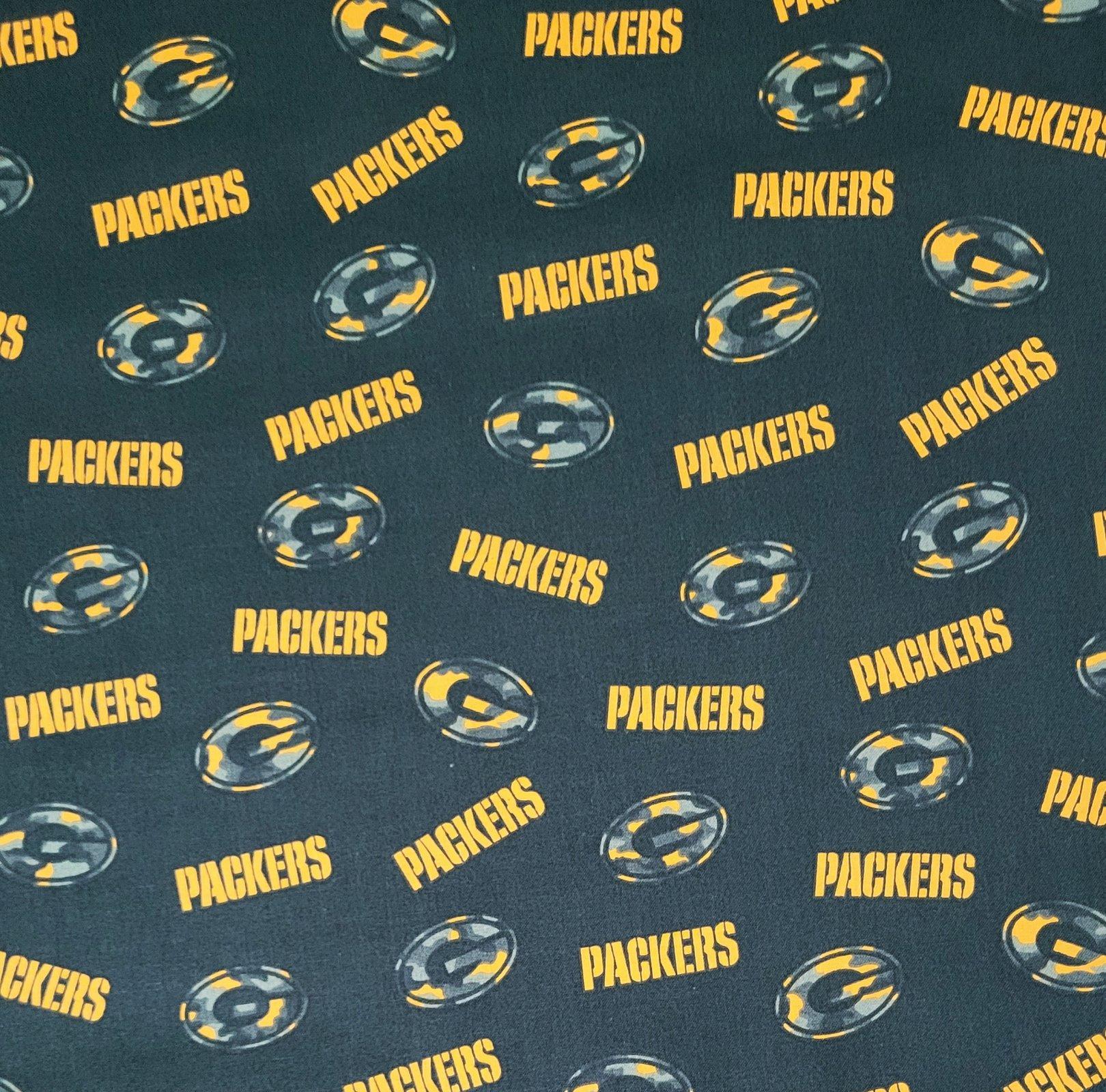 NFL Logo Green Bay Packers 70366 Green Camo 45