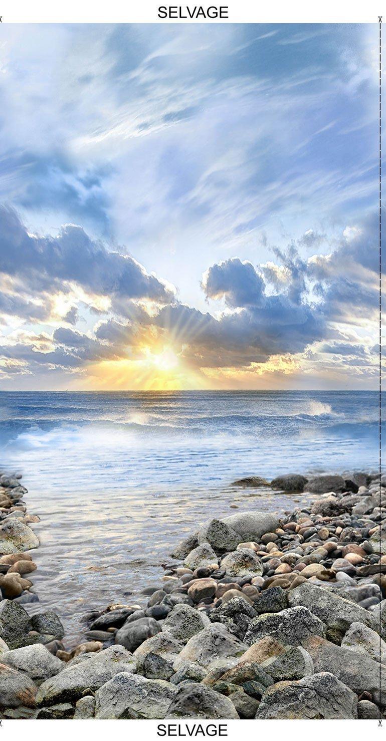 Sunrise On The Coast C8390 Panel 24