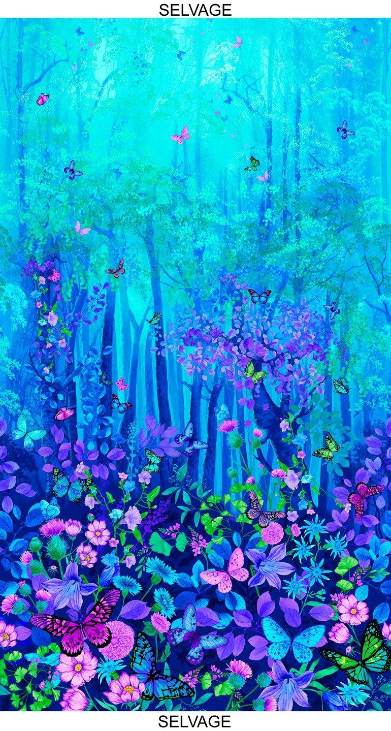 Forest Magic CD8370 24 Panel