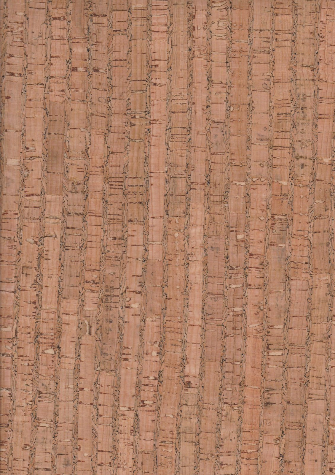 Cork Fabric B54C-91 Wide Lines