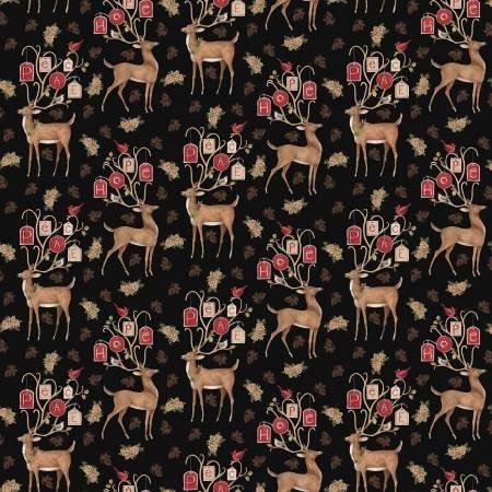Peace Deer Scenic 58636
