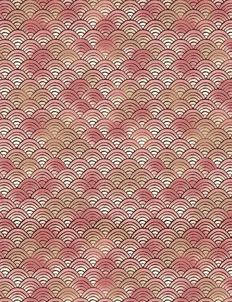 Peony Scallops CD7225 Pink