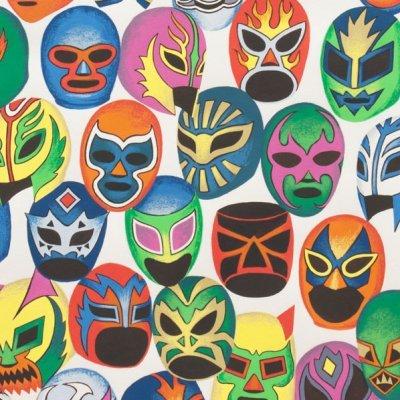 Máscaras de Peleá 7812 Fighting Masks