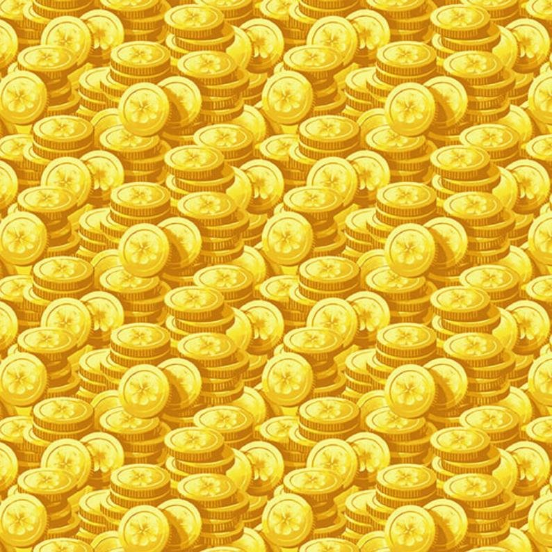 Pot of Gold 9366-44 Gold Coins
