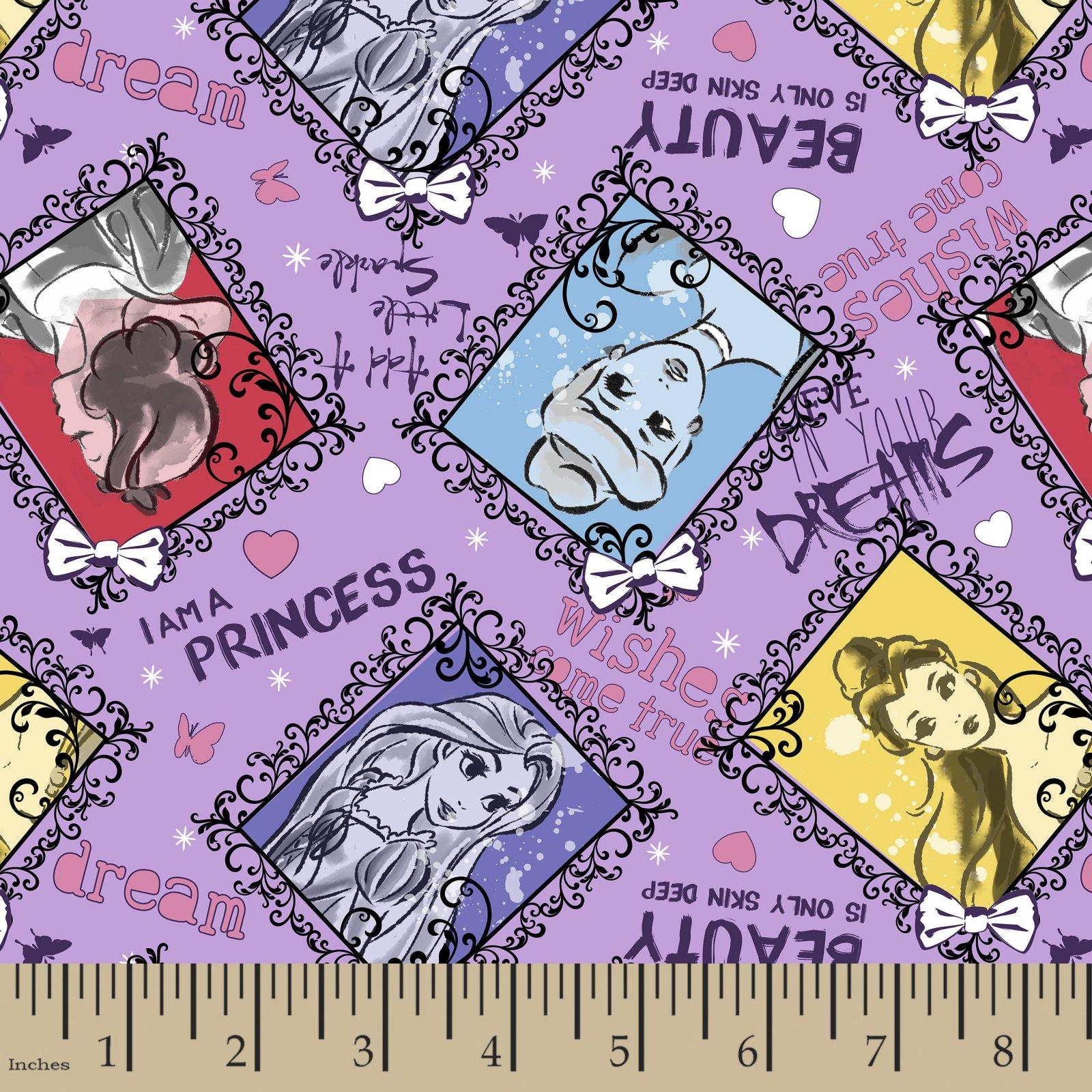 Princesses 52155 Frames Purple