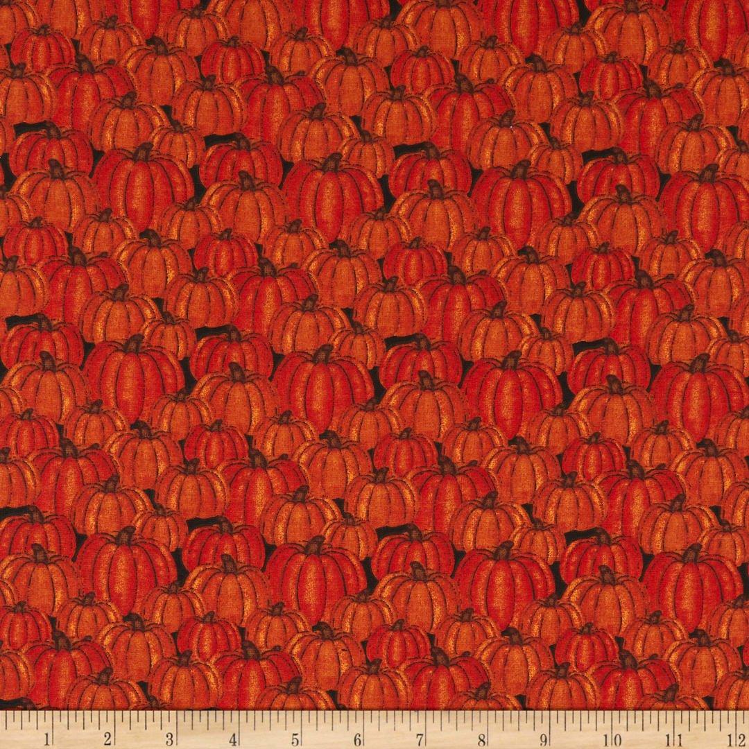 Pumpkins 16633 Orange