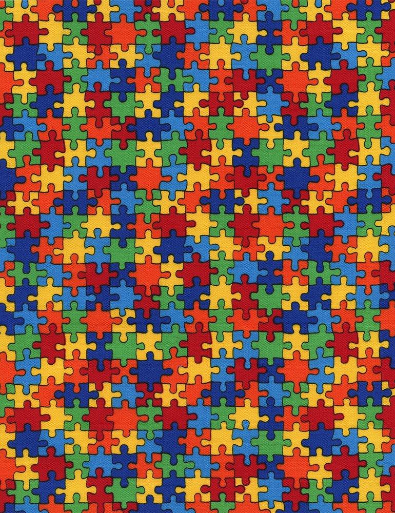 Rainbow Puzzle C1653 Multi