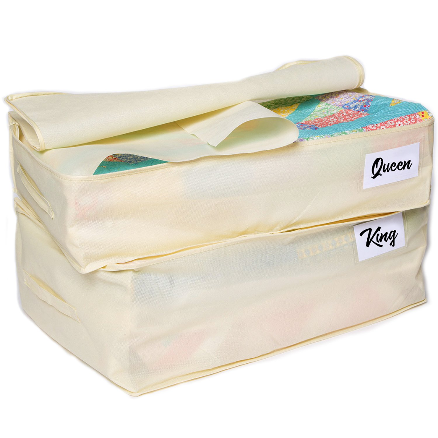 QuiltSAFE Storage Bags - Queen or King