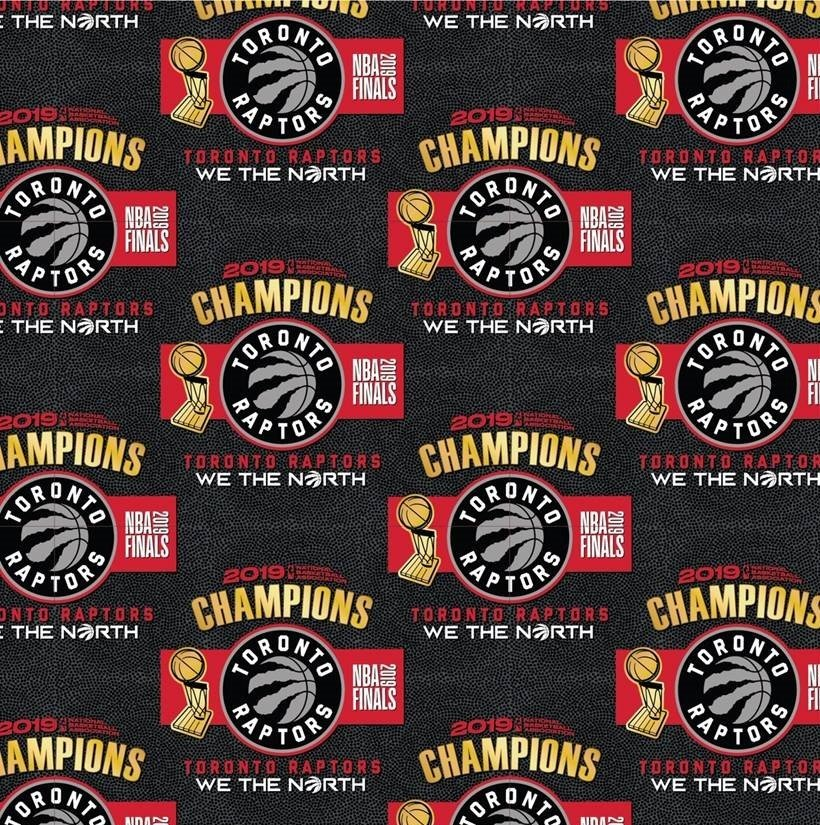 NBA Toronto Raptors 083 Champions